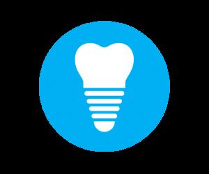 Εικονίδιο για Οδοντικά Εμφυτεύματα